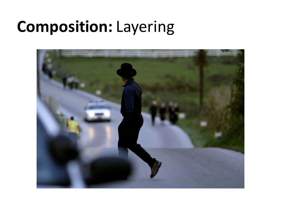 Composition: Layering