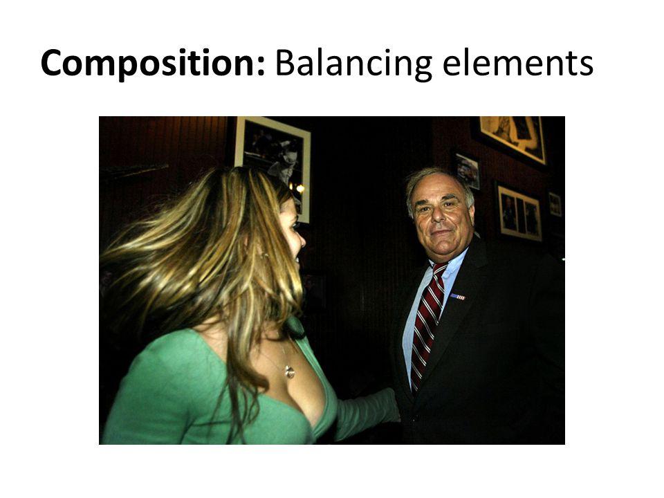 Composition: Balancing elements