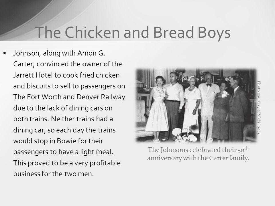 The Chicken and Bread Boys