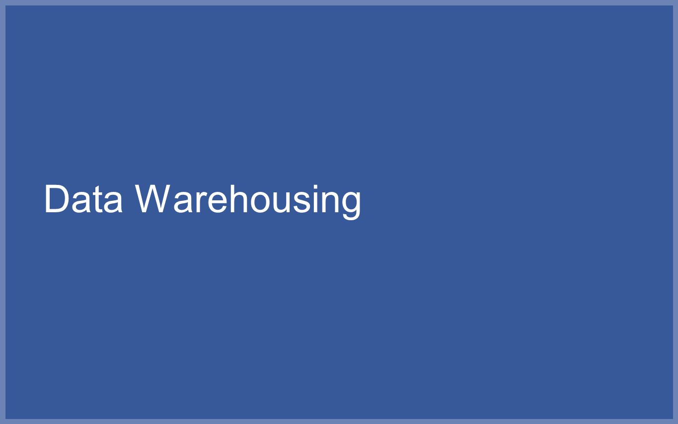 Data Warehousing So what makes the work at Facebook challenging