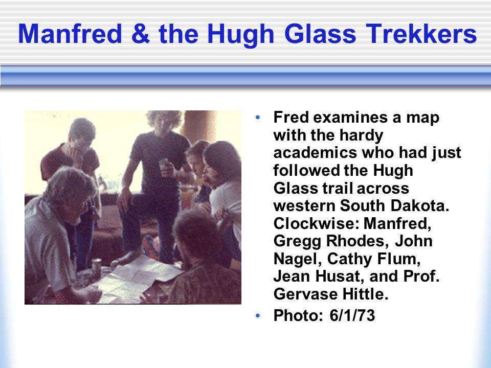 Manfred & the Hugh Glass Trekkers