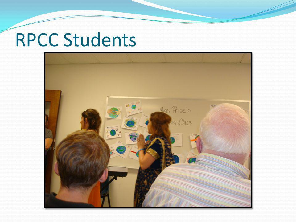 RPCC Students