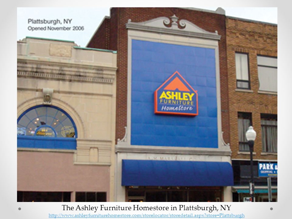 Great The Ashley Furniture Homestore In Plattsburgh, NY
