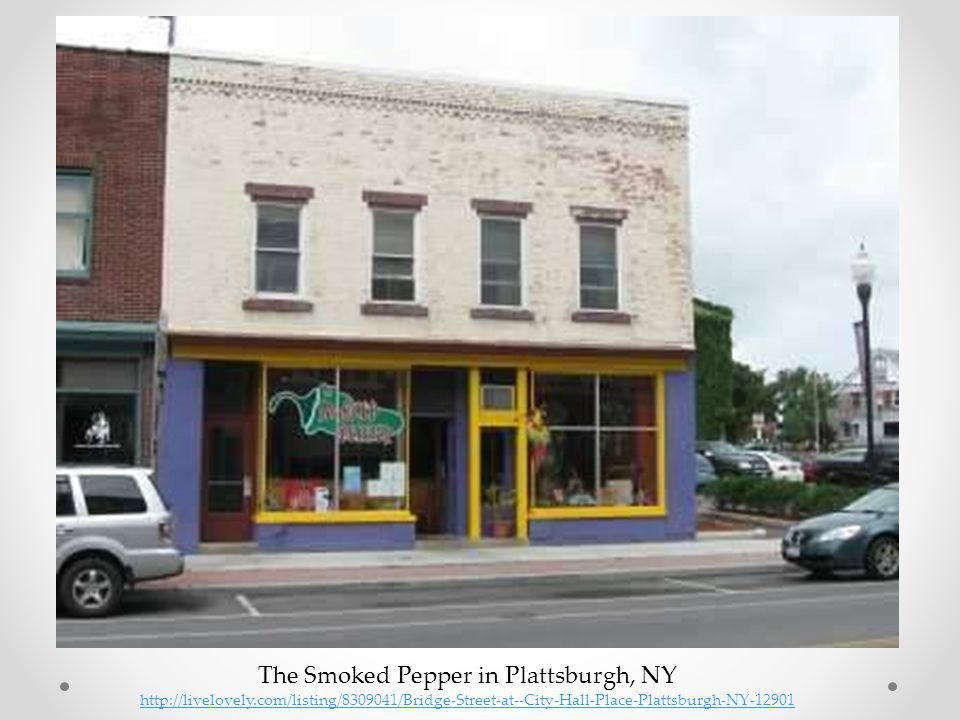 The Smoked Pepper in Plattsburgh, NY