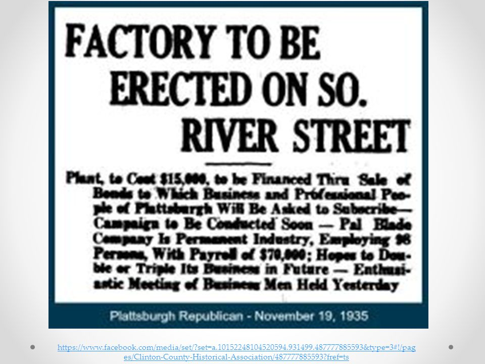 https://www.facebook.com/media/set/ set=a.10152248104520594.931499.487777885593&type=3#!/pages/Clinton-County-Historical-Association/487777885593 fref=ts