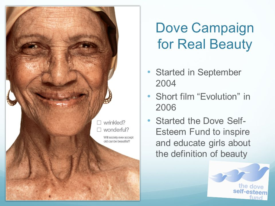 doves campaign for real beauty essay Dove's 'real beauty sketches' ad campaign tells women 'you're more beautiful than you think' (video.