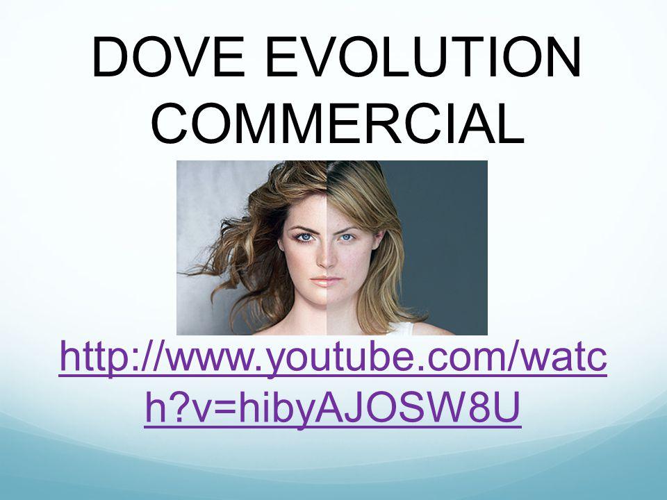 DOVE EVOLUTION COMMERCIAL