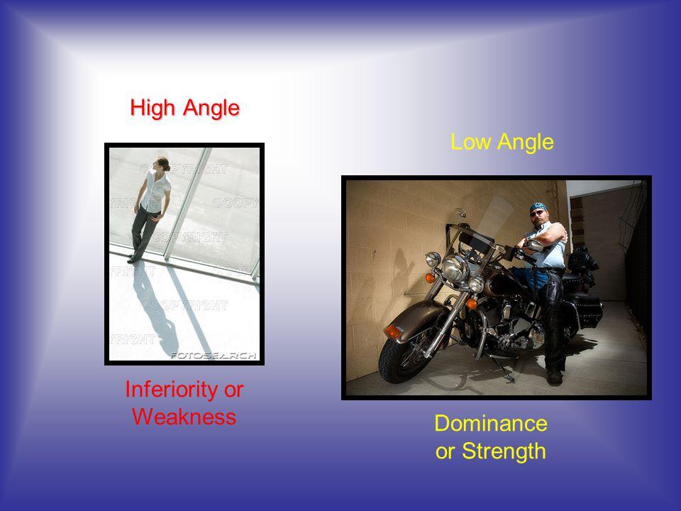 Inferiority or Weakness