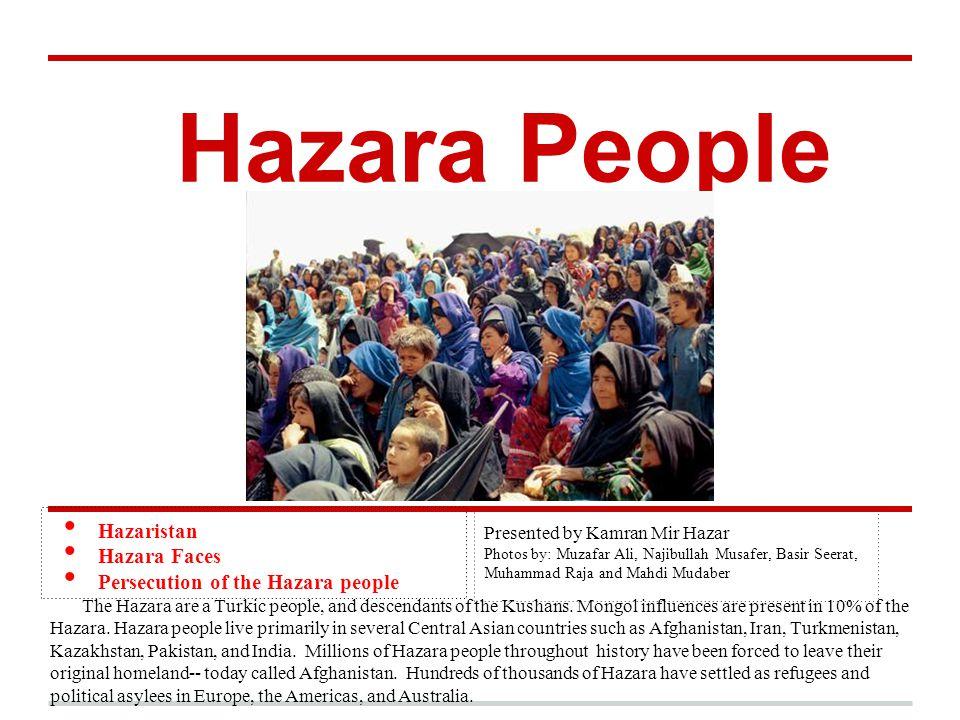Hazara People Hazaristan Hazara Faces Persecution of the Hazara people
