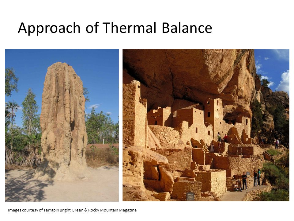 Approach of Thermal Balance
