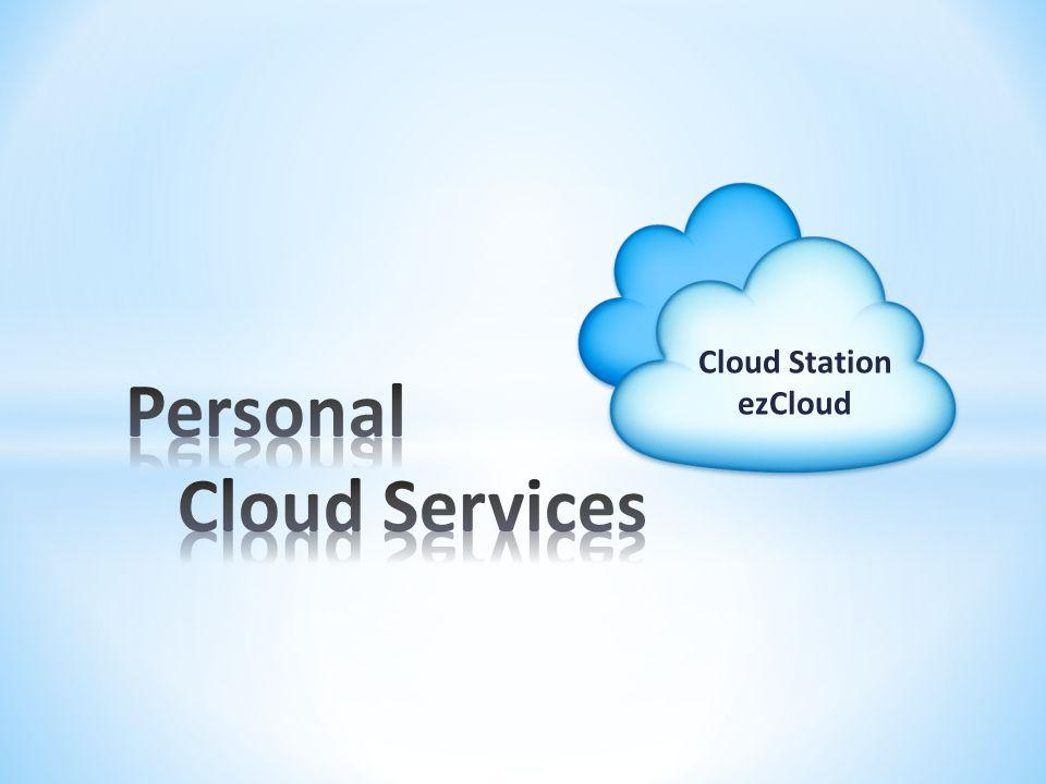 Personal Cloud Services