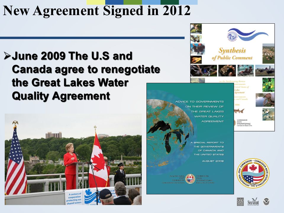 New Agreement Signed in 2012