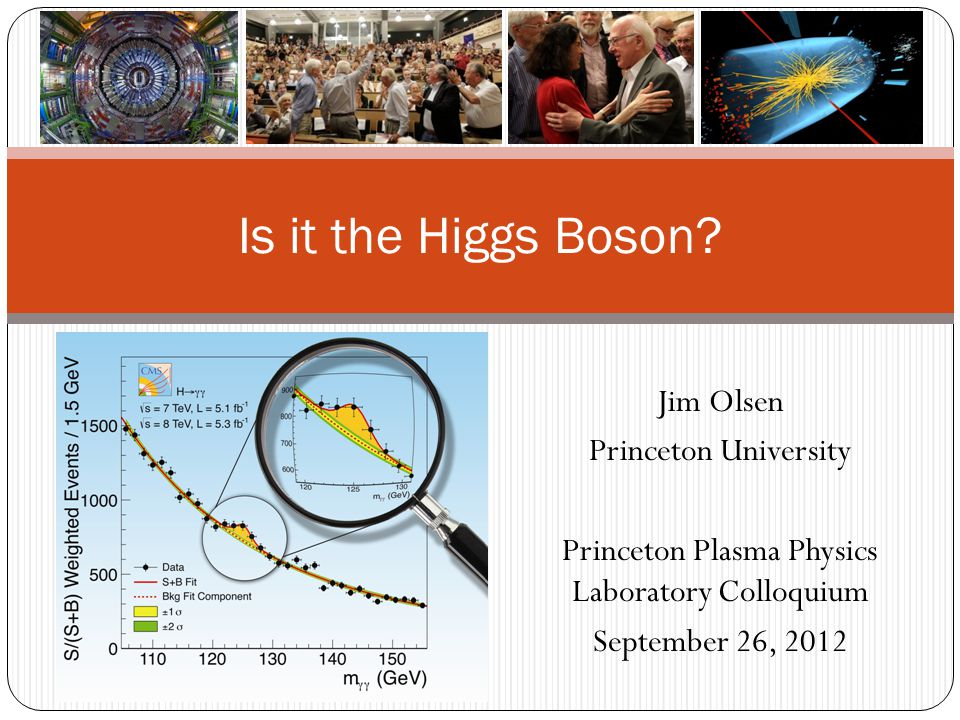 Princeton Plasma Physics Laboratory Colloquium