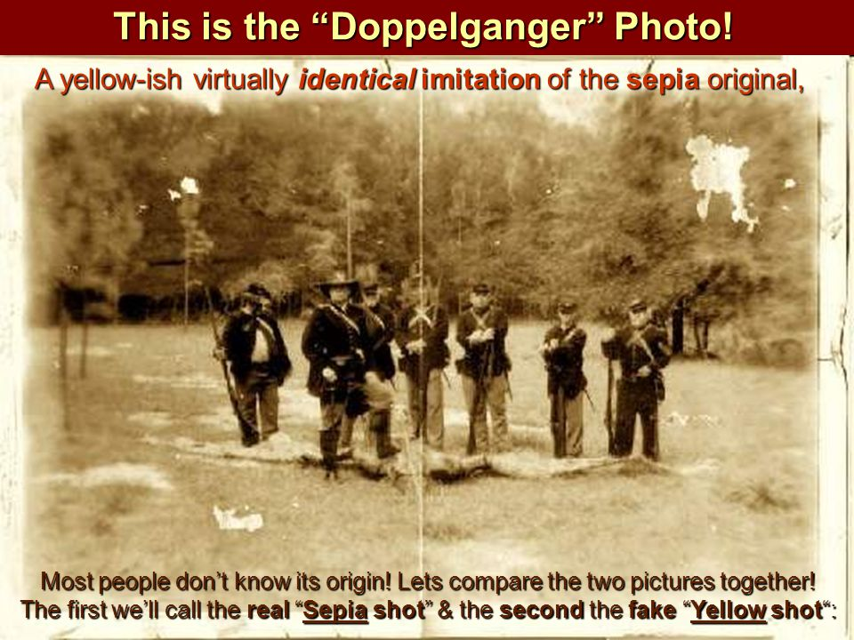 This is the Doppelganger Photo!
