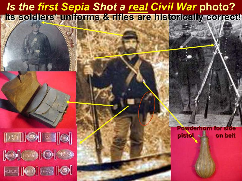 Its soldiers' uniforms & rifles are historically correct!