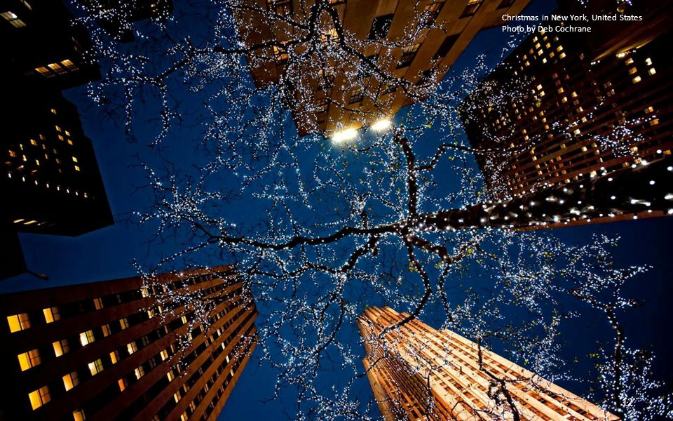 Christmas in New York, United States