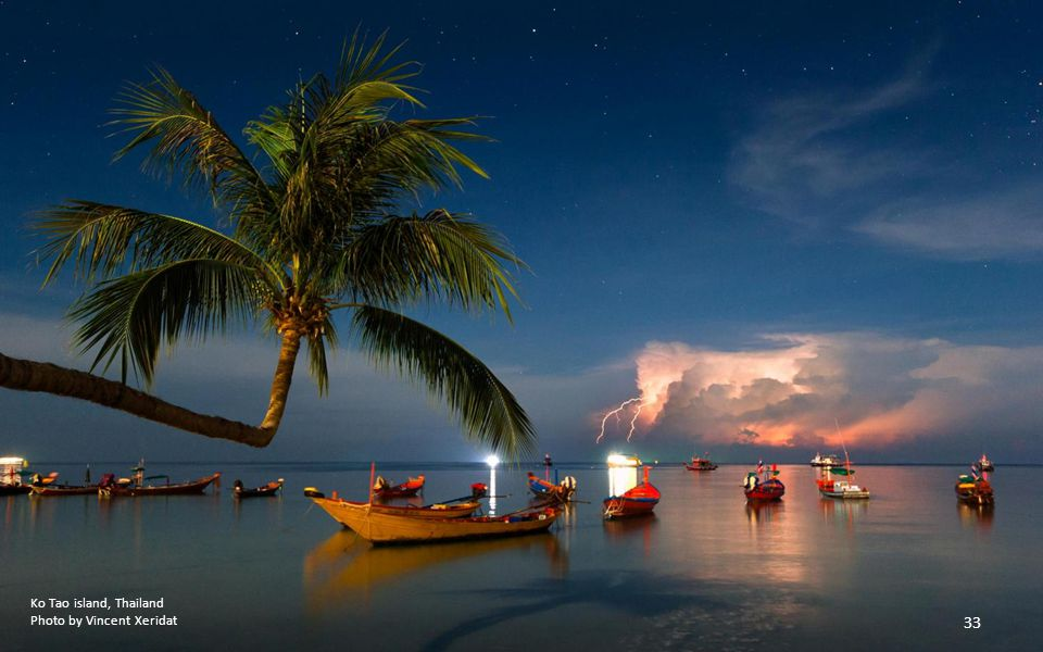 Ko Tao island, Thailand Photo by Vincent Xeridat