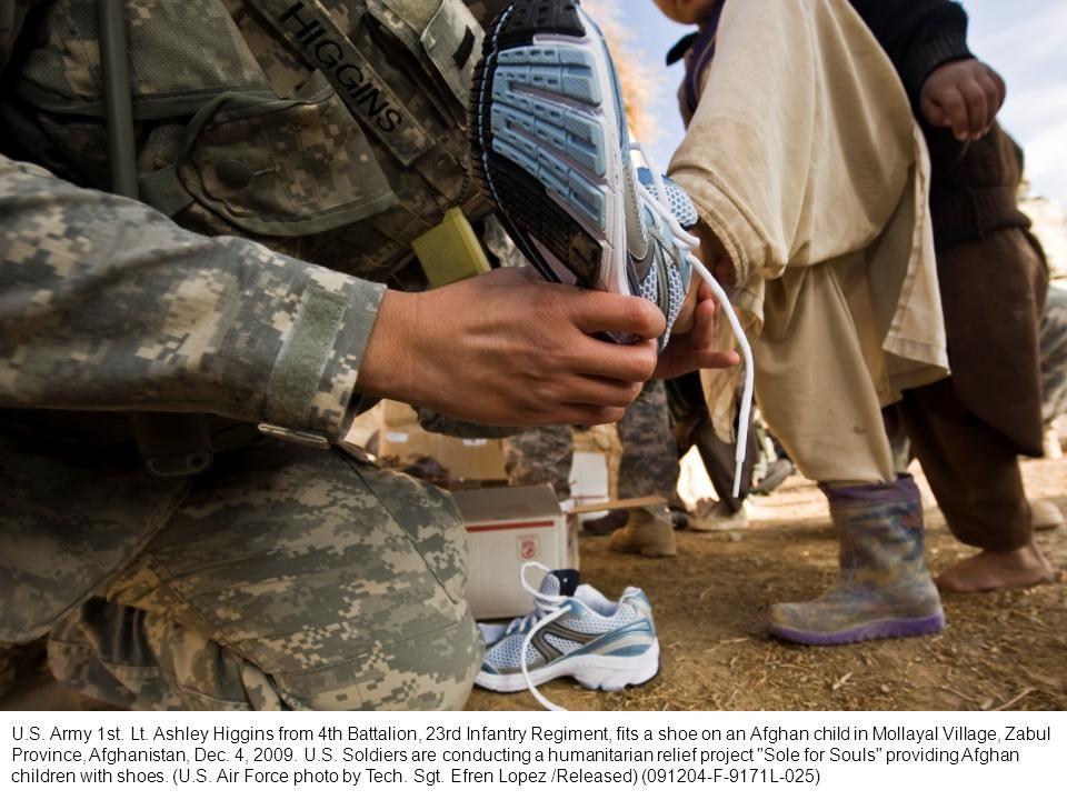 U.S. Army 1st. Lt.