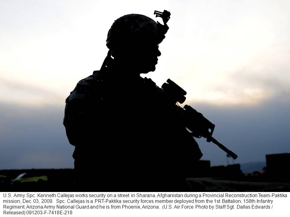 U.S. Army Spc.