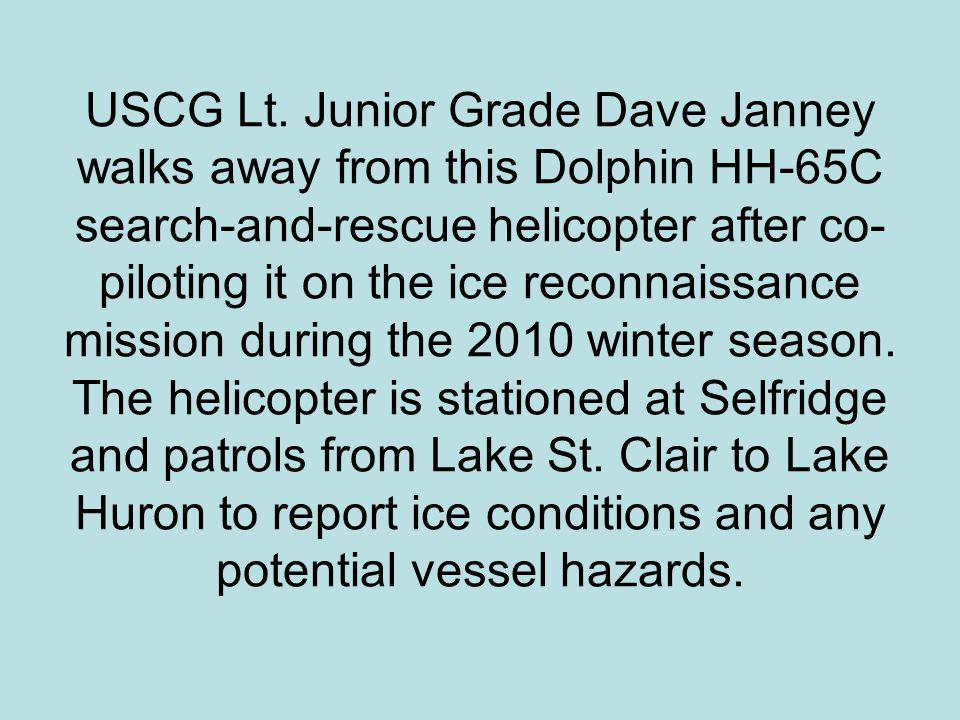 USCG Lt.