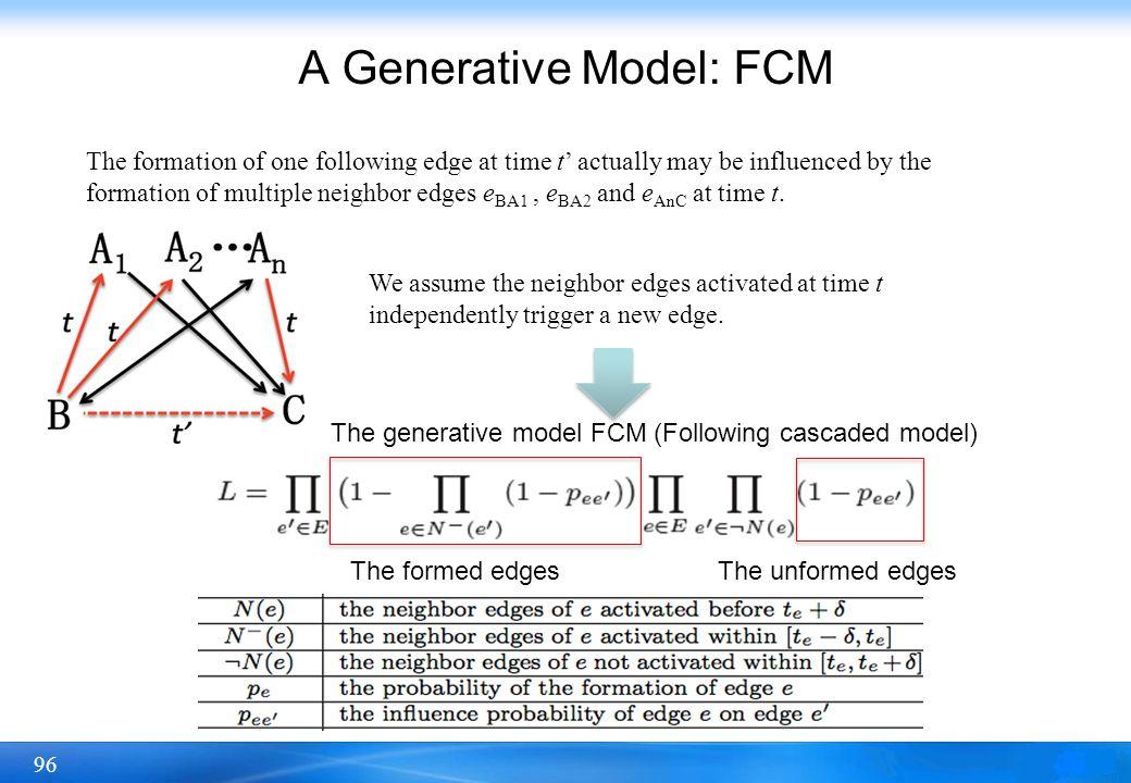 A Generative Model: FCM