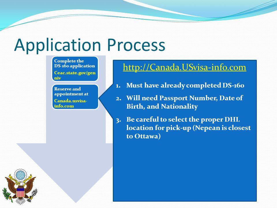 Application Process http://Canada.USvisa-info.com