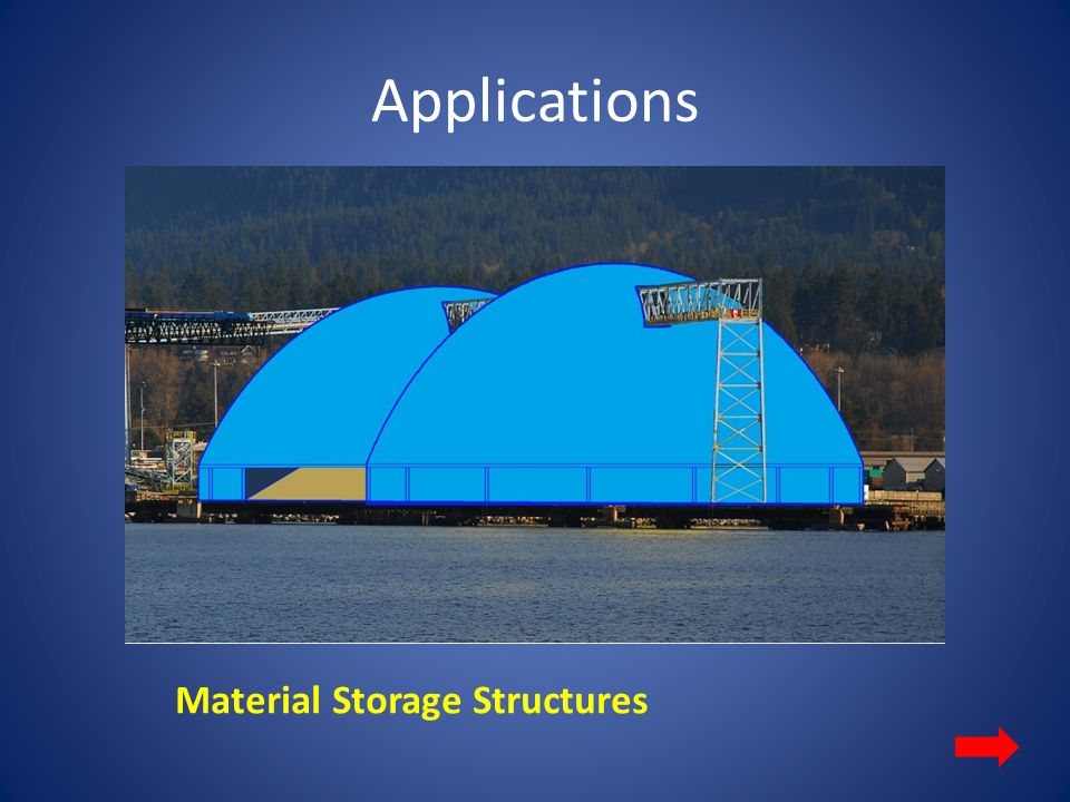Material Storage Structures