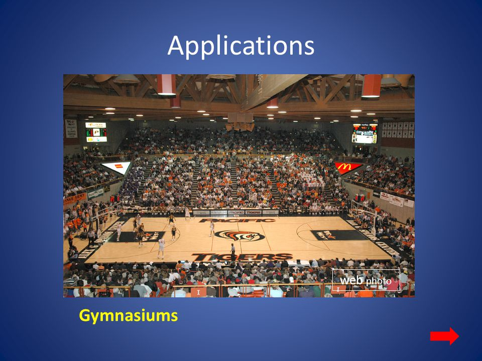 Applications web photo Gymnasiums