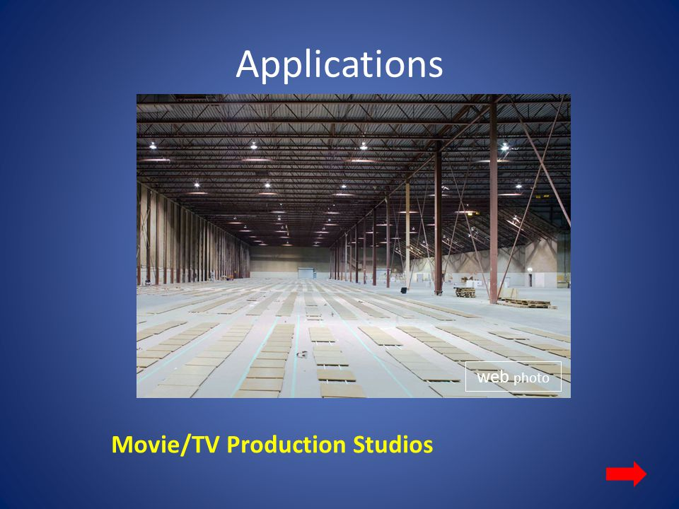 Applications web photo Movie/TV Production Studios