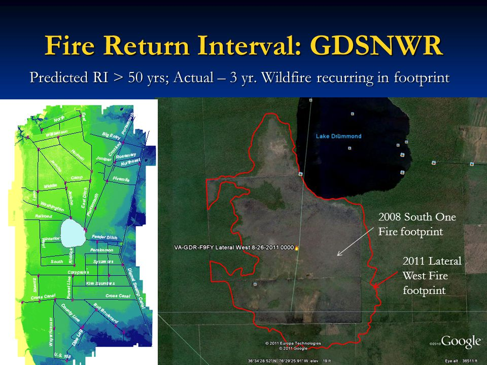 Fire Return Interval: GDSNWR