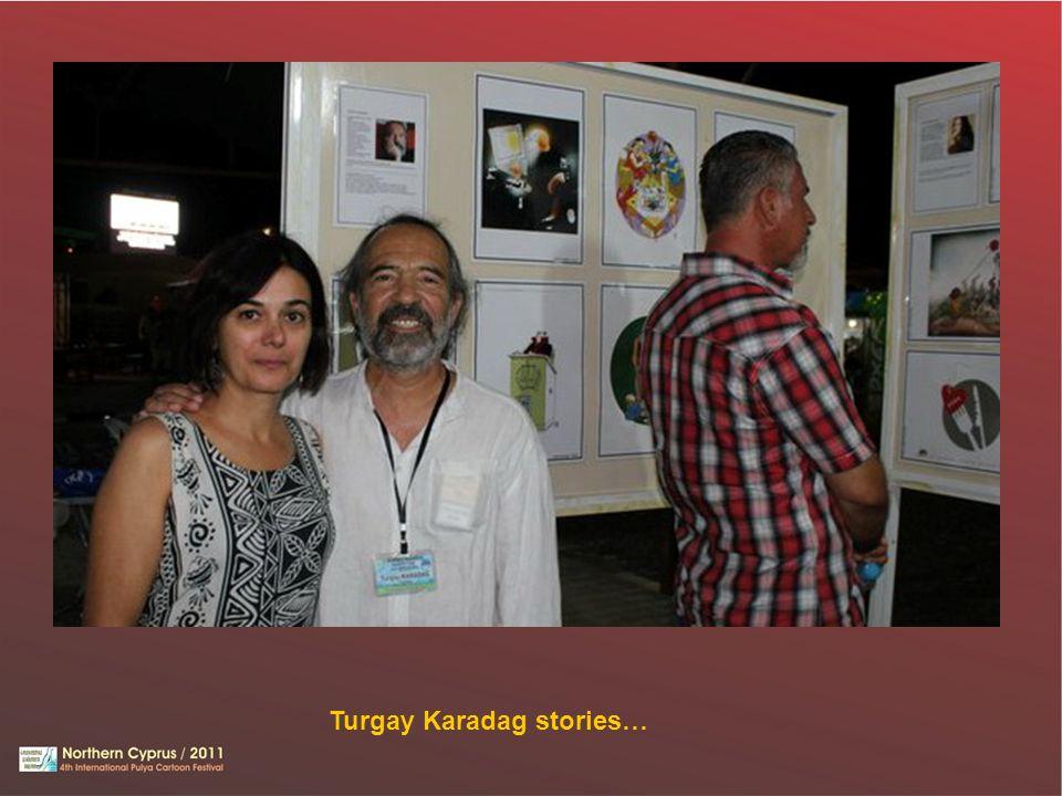Turgay Karadag stories…