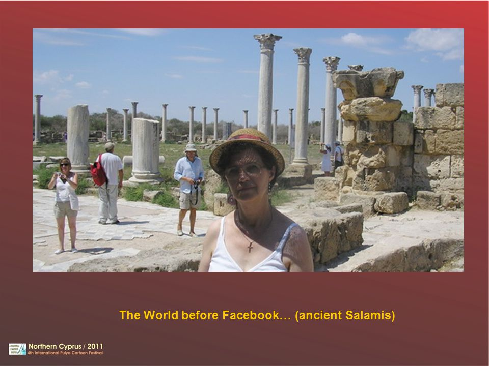 The World before Facebook… (ancient Salamis)