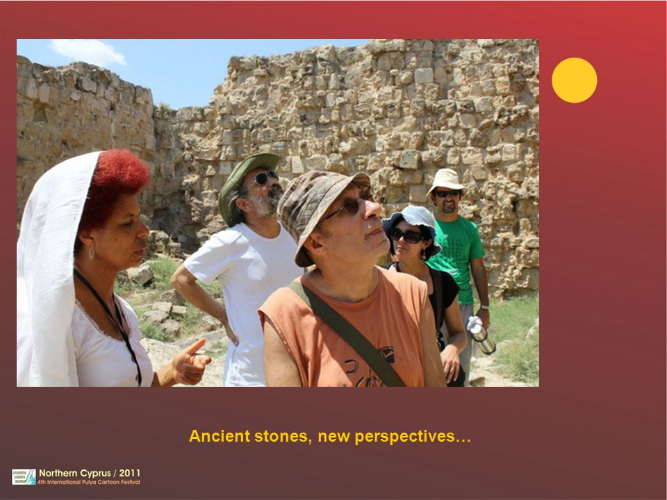 Ancient stones, new perspectives…