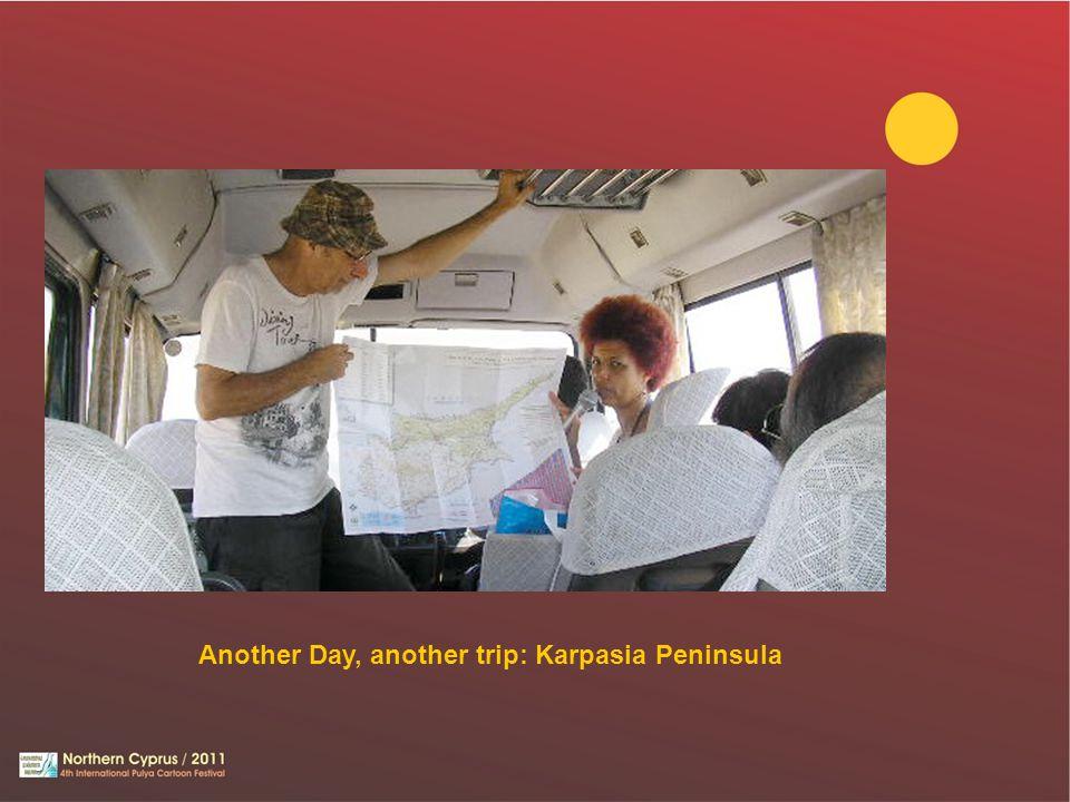 Another Day, another trip: Karpasia Peninsula