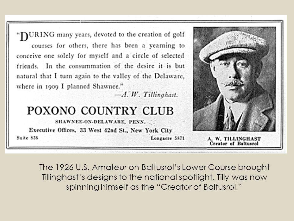 The 1926 U.S.
