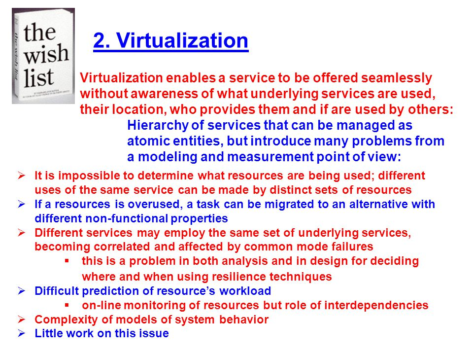 2. Virtualization