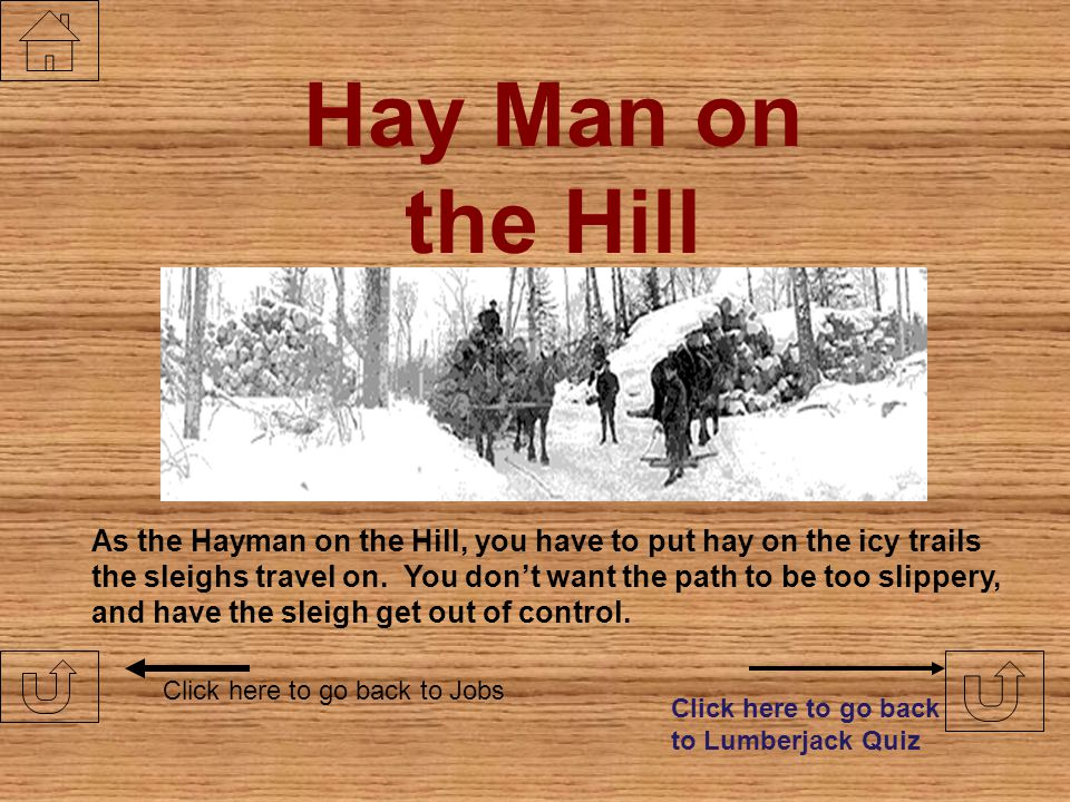 Hay Man on the Hill