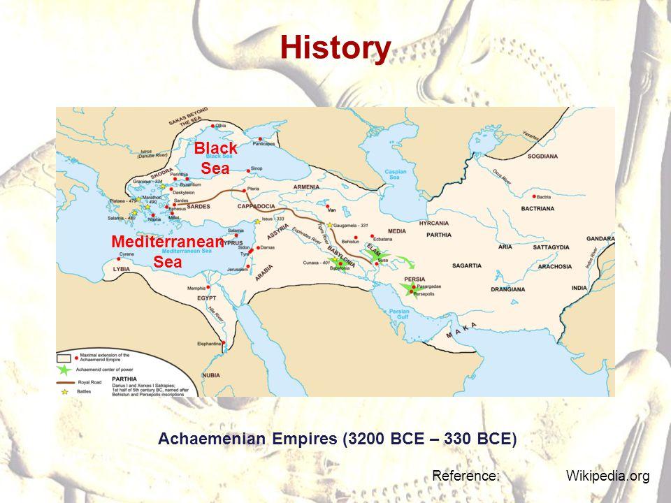 History Black Sea Mediterranean Sea