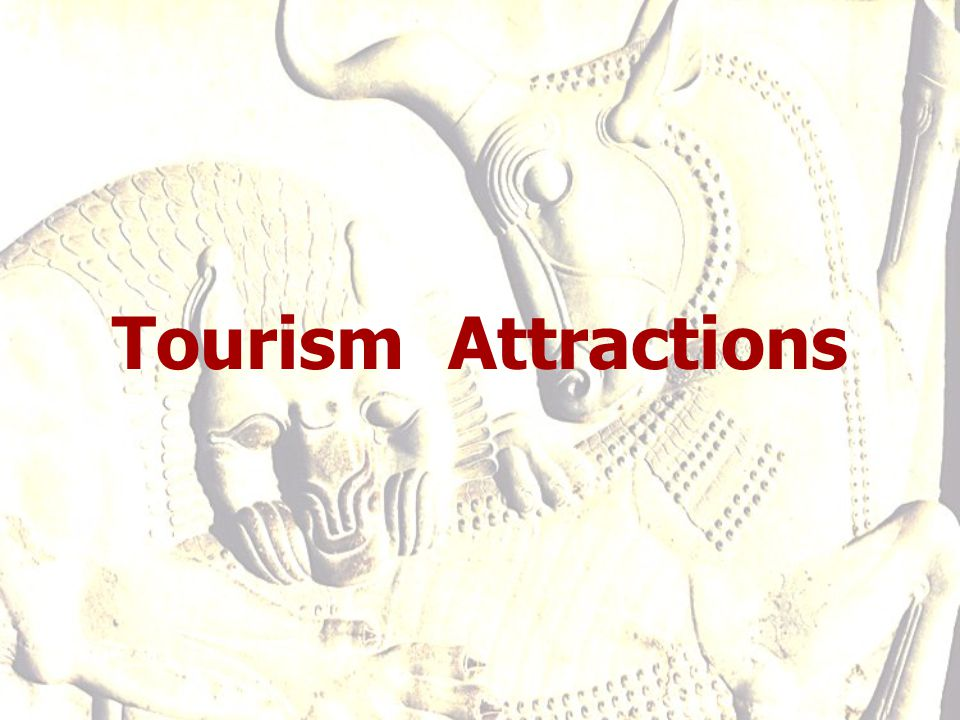 Tourism Attractions