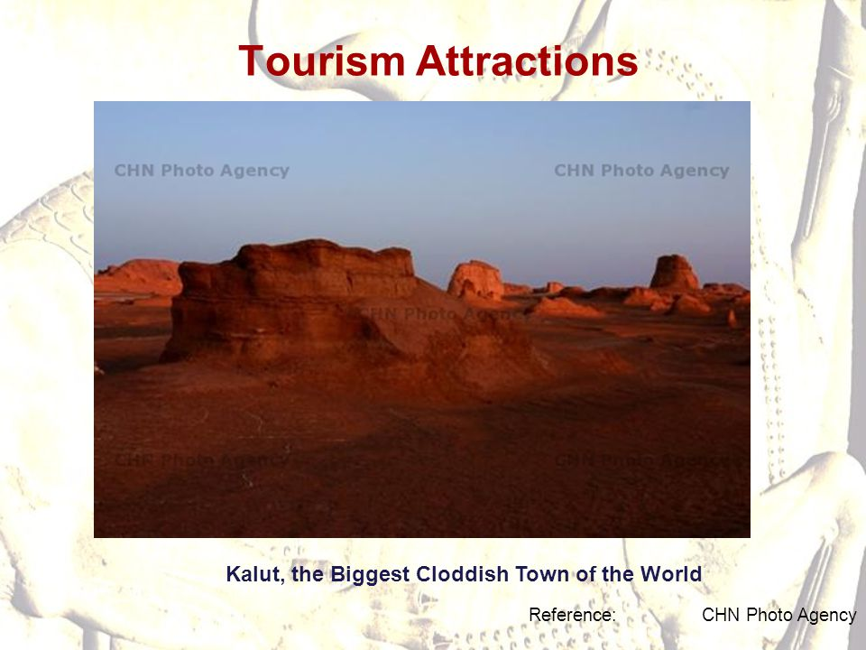 Tourism Attractions Kalut, the Biggest Cloddish Town of the World