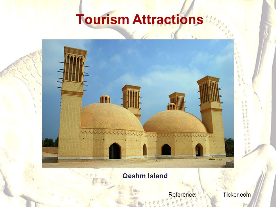 Tourism Attractions Qeshm Island Reference: flicker.com