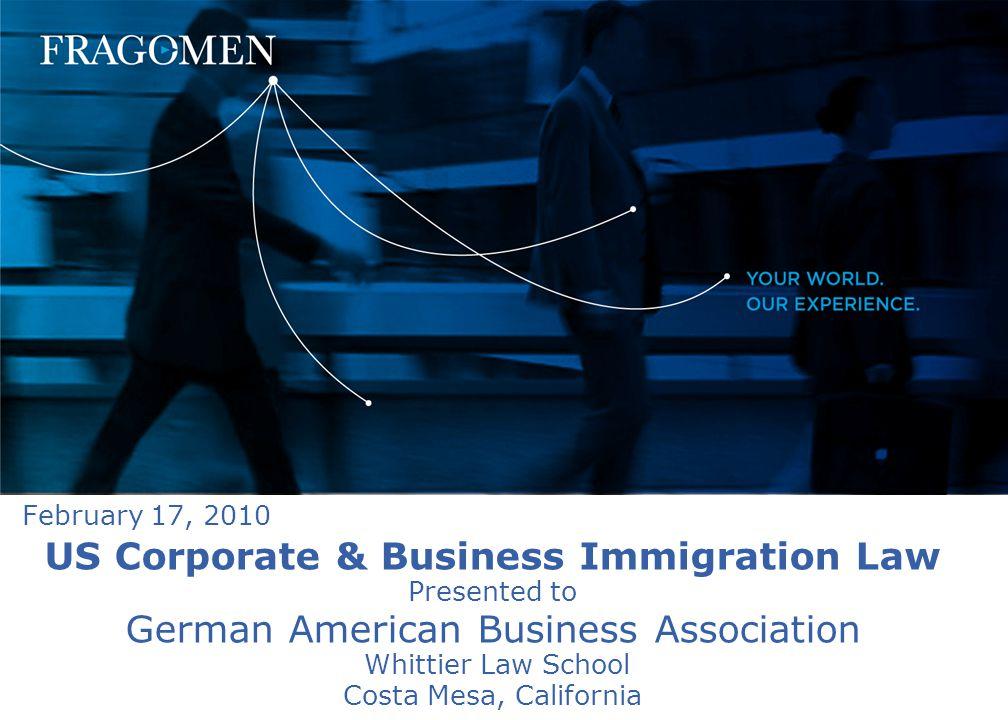 Rico Fontana, Senior Manager IHR –Global Immigration Lead