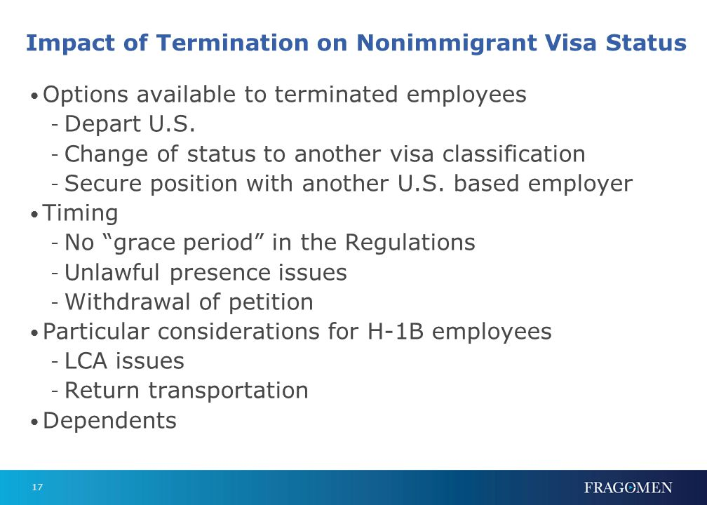 Immigration Update I-9 Compliance