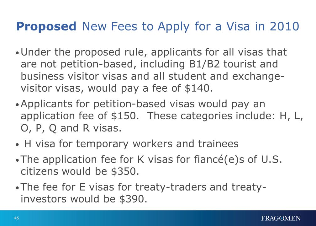 ENHANCED ENFORCEMENT DHS has authority to administer and enforce visa-related law. Obtaining a visa is a privilege, not a right.