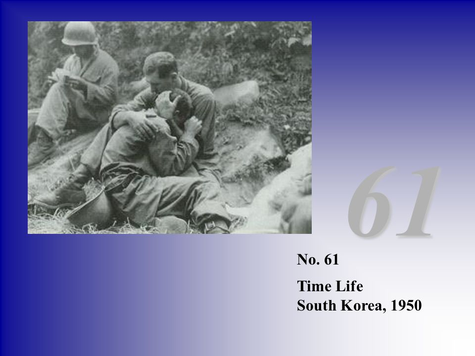 61 No. 61 Time Life South Korea, 1950