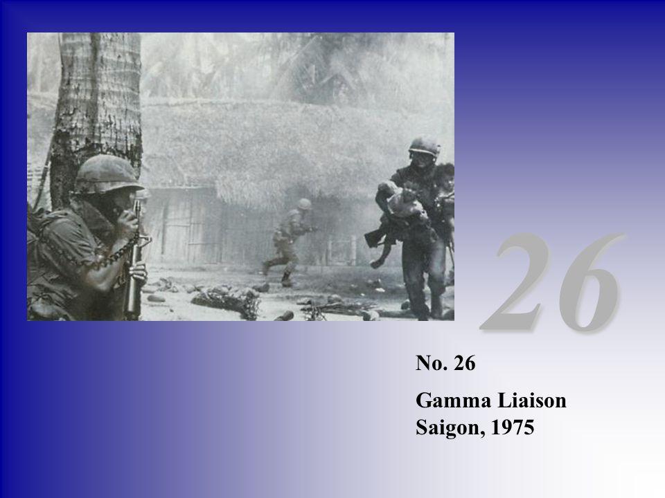 26 No. 26 Gamma Liaison Saigon, 1975