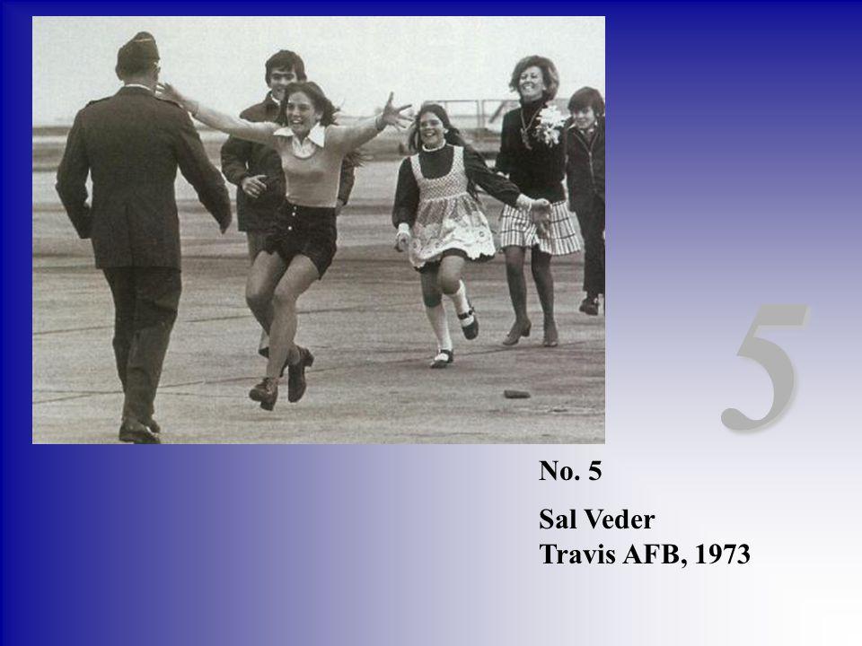 5 No. 5 Sal Veder Travis AFB, 1973