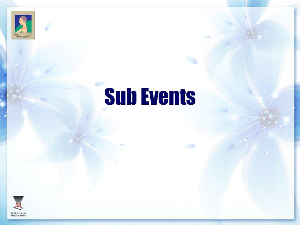 Sub Events