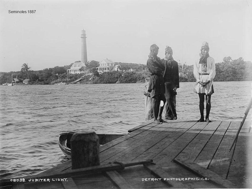 Seminoles 1887