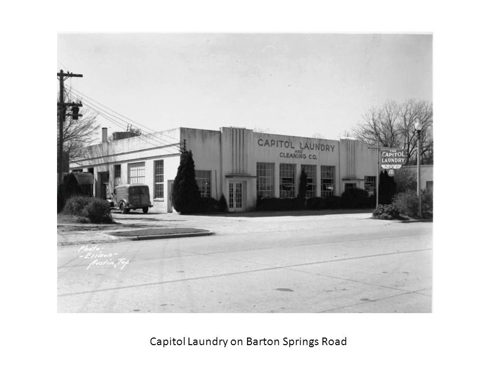 Capitol Laundry on Barton Springs Road
